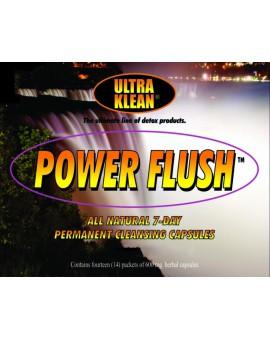 Power Flush Permanent 7-dniowa kuracja kompleksowego oczyszczenia organizmu z substancji psychoaktywnych