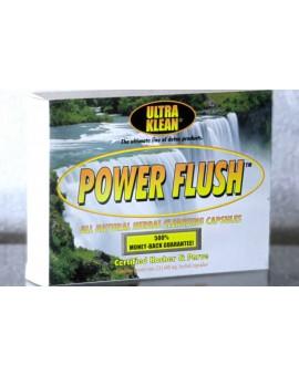 Power Flush - Neutralizuje substancje psychoaktywne w moczu