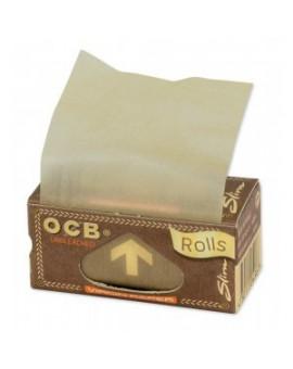 BIBUŁKI OCB VIRGIN PAPERS ROLLS    4 METRY