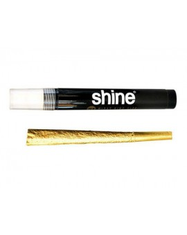Złoty stożek 1 szt. - Shine 24k