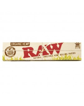 RAW Organic Hemp KS