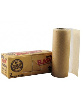 RAW Organic Hemp ROLKA