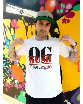 T-Shirt Dinafem OG KUSH