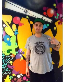T-Shirt Dinafem Moby Dick CZARNA