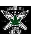 Koszulka NNZ Męska Biała
