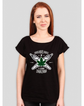 Koszulka NNZ Damska Czarna