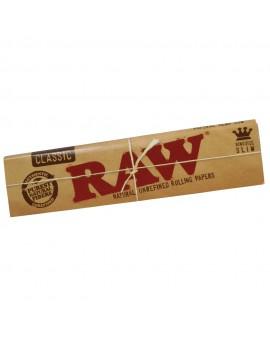 Bibułki RAW Classic KS