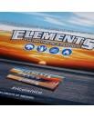 Tacka metalowa Elements mała