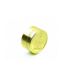 Młynek Metalowy GOLD 3 częściowy