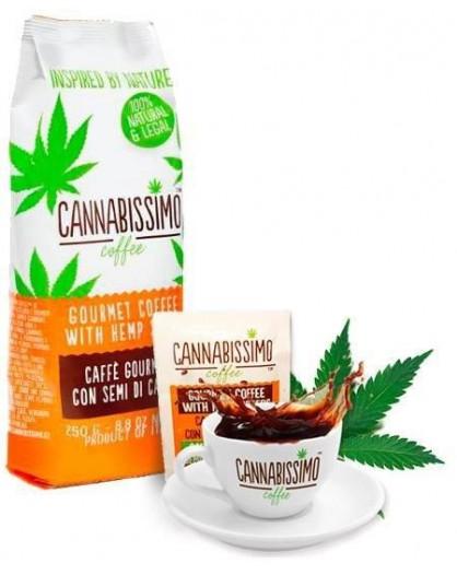 Kawa Cannabissimo Coffe 250g