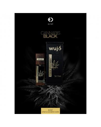 "PERFUMY ""WUJO BLACK CANNABIS"" 55 ML"
