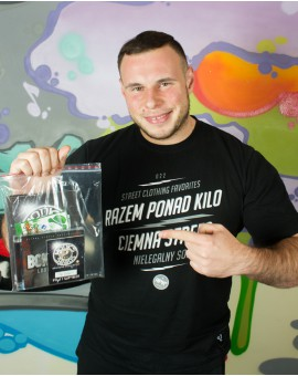 "Pakiet promocyjny: Bonus RPK Płyta CD ""LOSU KOWAL"" + Nasionka ""BIG PRINCESS"" + Wlepy"