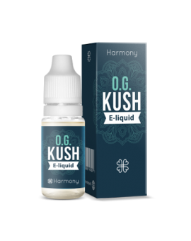 E-Liquid Hemp OG Kush 30mg CBD