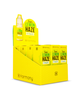 E-Liquid Hemp Super Lemon Haze 30mg CBD