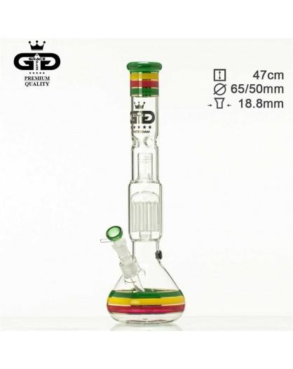 Grace Glass Bongo Rastabong 47cm