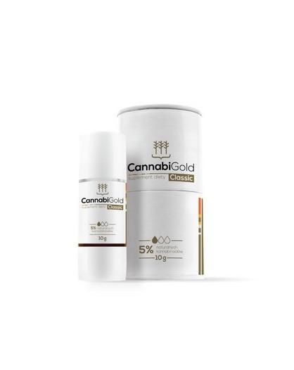CANNABIGOLD CLASSIC 5%