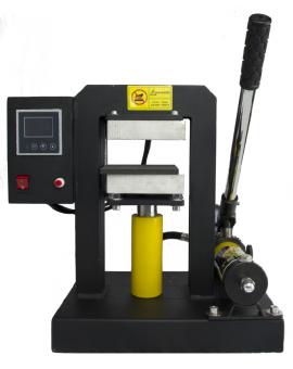 Prasa Manual Hydraulic Heated Press