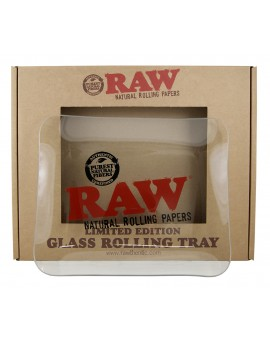 Raw Tacka Szklana Glass Limited Edition