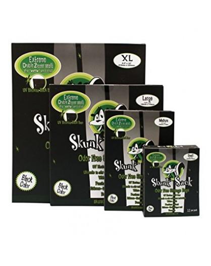 Skunk Sack Bag- czarne samarki bezzapachowe