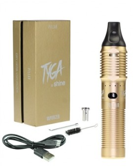 Tyga x Shine Pillar Kit Vaporizer