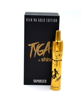 Tyga x Shine Kiln RA Gold Edition Vaporizer