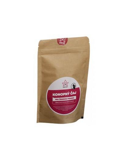 Herbata konopna dla dobrego samopoczucia kobiet 50g