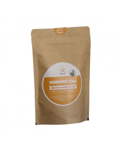 Herbata konopna dla dobrego trawienia 50g