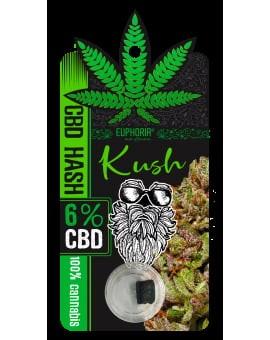 CBD Hash Kush 6% Euphoria