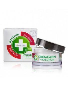 Krem CremCann z olejem konopnym i kwasem hialuronowym 15 ml