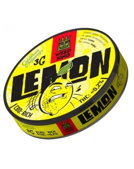Lemon Susz Konopny CBD Weed King 3g