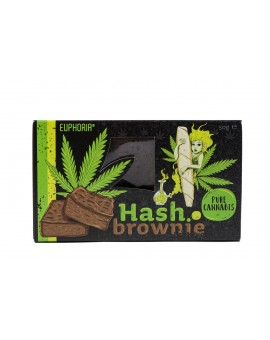 Hash Brownie Pure Cannabis Euphoria 50g
