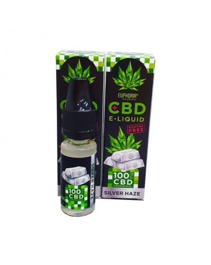 E-Liquid Silver Haze 100 mg CBD 10 ml