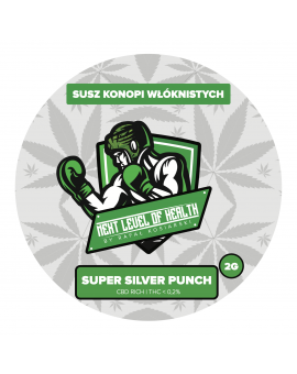 SUSZ CBD SUPER SILVER PUNCH - CBD BY KOSIOR 2 g