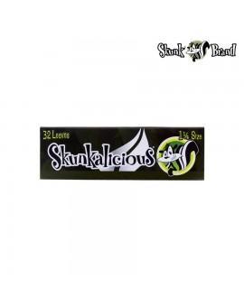 Bibułki smakowe Skunk Brand Mentholicious 1 1/4