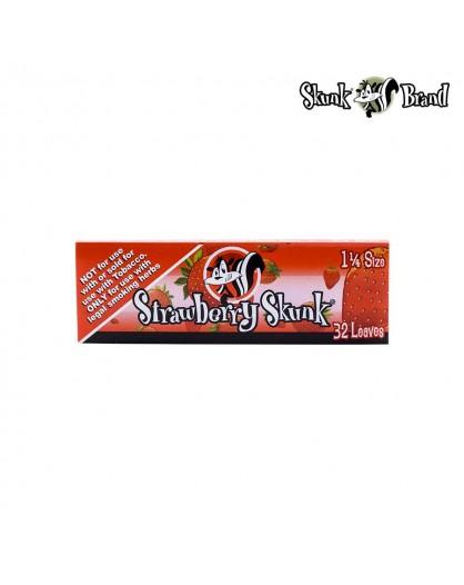 Bibułki smakowe Skunk Brand Strawberry Skunk 1 1/4
