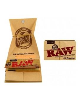 Bibułki RAW Artesano Classic 1 1/4