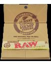 Bibułki RAW Artesano Organic Hemp King Size