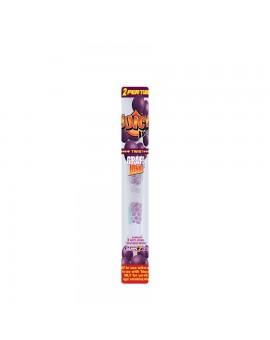 Bibułki Juicy Jay's Grape Jones 1 1/4 + drewniany ustnik