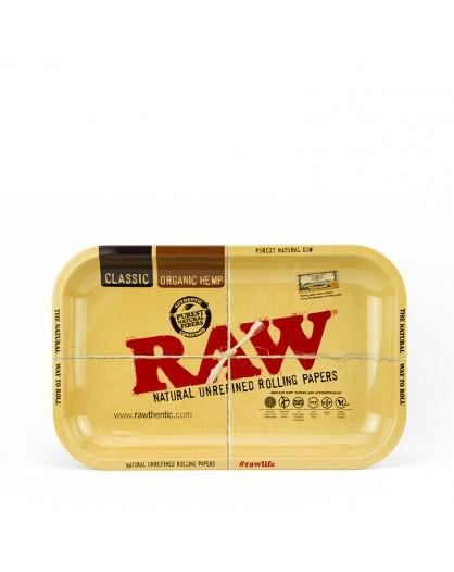 Tacka Metalowa Raw Mała