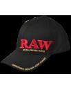 Czapka Raw Black