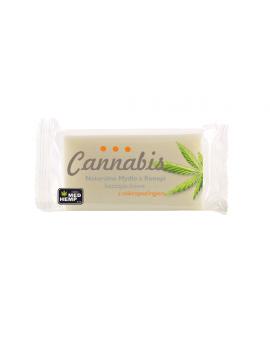 Mydło konopne naturalne z mikropeelingiem 100 g
