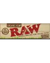 Bibułki RAW Single Wide Organic Hemp