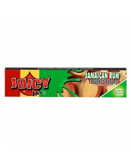 Bibułki Juicy Jay's Jamaican Rum King Size Slim