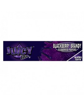 Bibułki Juicy Jay's Blackberry Brandy King Size Slim