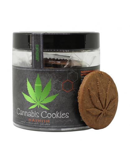 Cannabis Cookies Hashish Euphoria 120g