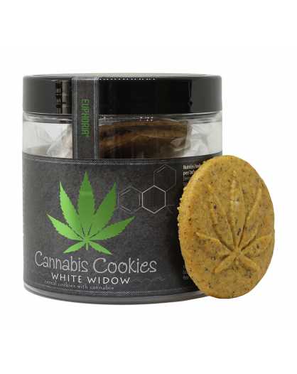 Cannabis Cookies White Widow 120g