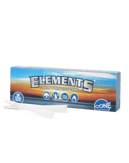 Elements Pre-Rolled Cones 40szt.