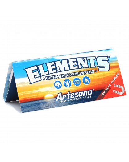 Elements Artesano Rolling Papers