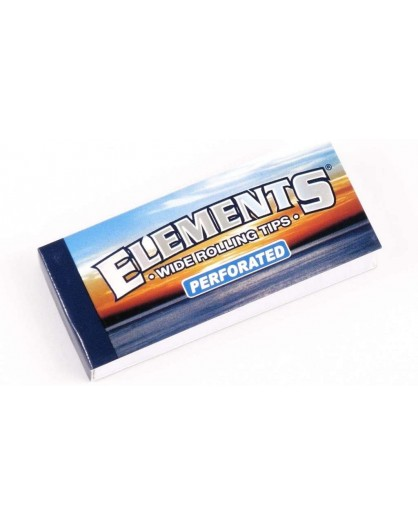 Elements Perforated Wide Rolling Tips