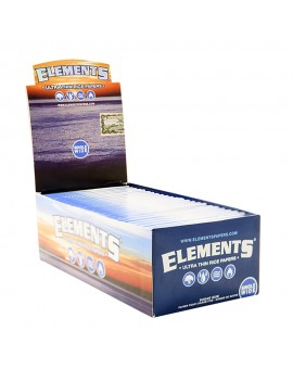 Elements Single Wide Rolling Papers